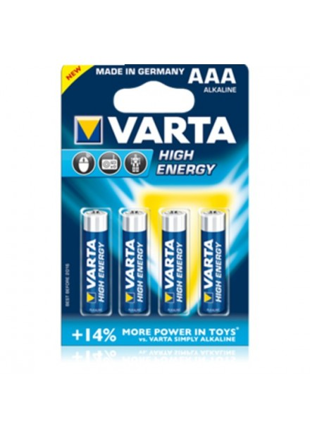 Varta High Energy LR03 (AAA)