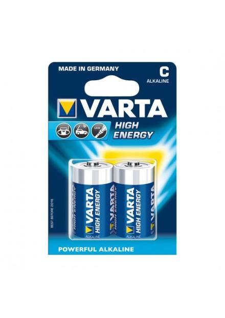 Varta LR14 / C/ Engels (staaf) Alkaline High Energy