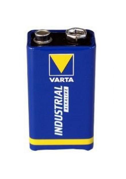 Varta 6LR61 / 9V Alkaline Industrial