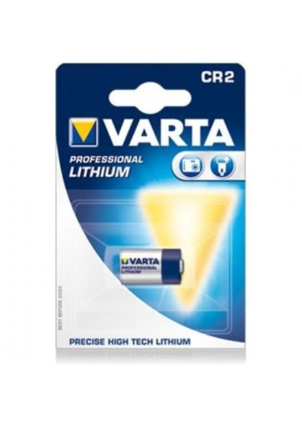 Varta CR2 , CR15270, DLCR2, EL1CR2, ELCR2, VCR2NP