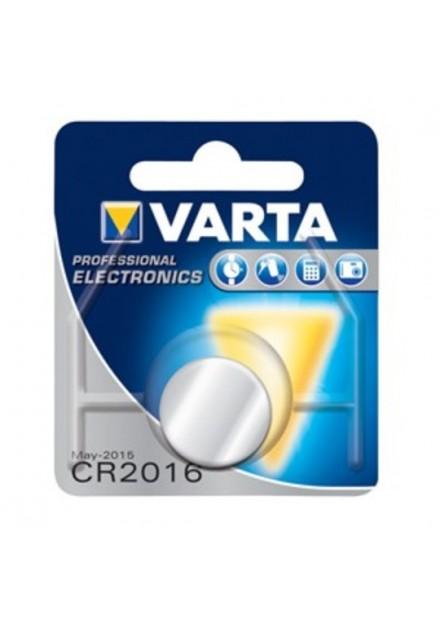 Varta CR2016 Knoopcel lithium 3 Volt