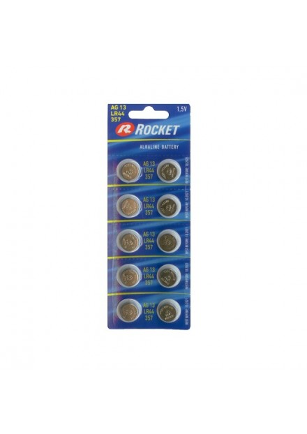 Batterij AG13 LR44 357 10-pack