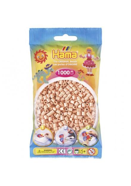 Strijkkralen Hama 1000 Stuks huids kleur 026