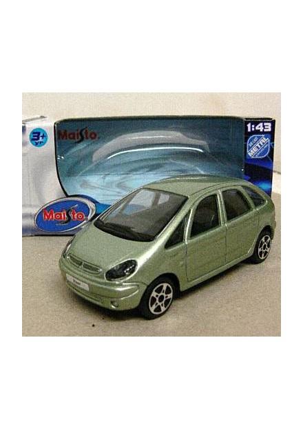 Auto Citroen Picasso  1:43 groen