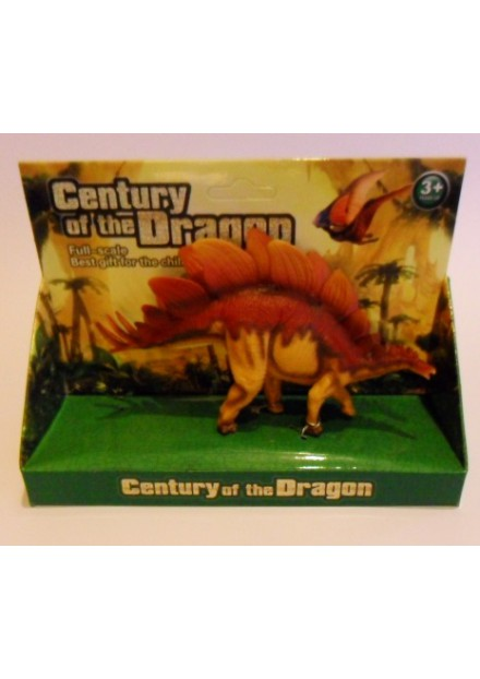 Dragon dinosaurus Stegosaurus