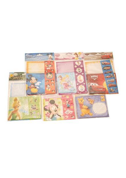Disney postpapier