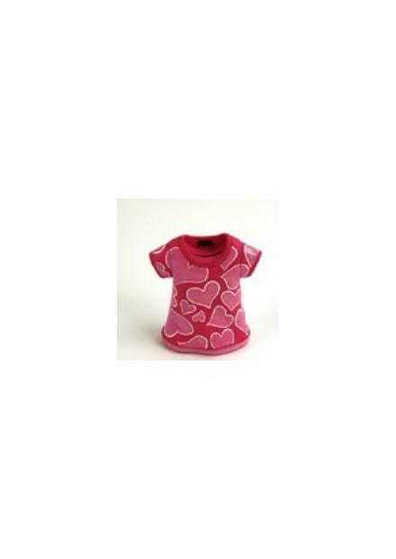 Spaarpot roze Shirt