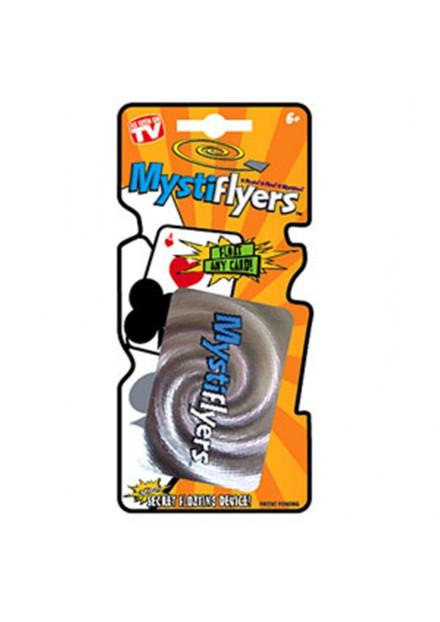 Mystiflyers zilver