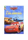 Disney mini coloring Cars blauw