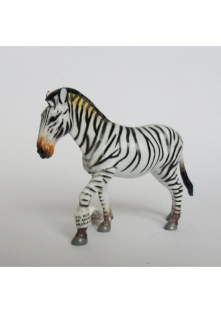 Dieren Zebra paard