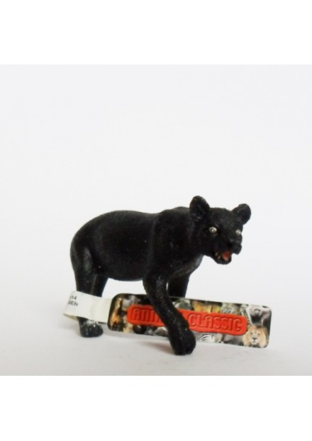 Dieren Panter zwart
