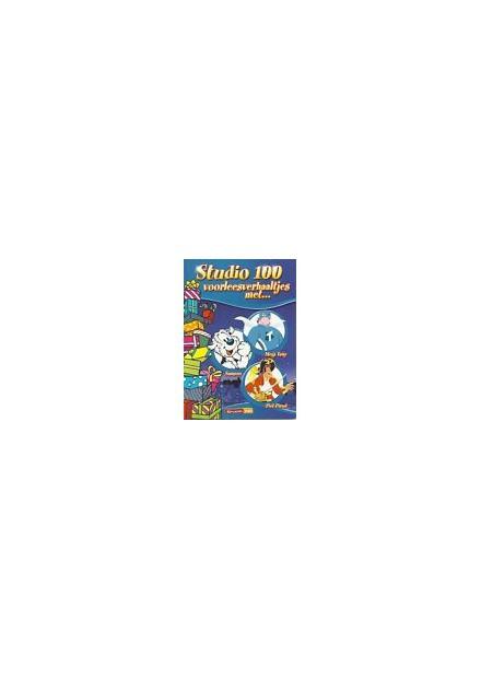 Studio 100 voorleesverhalen met Mega Toby,Samson en Piet Piraat