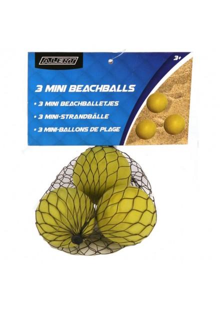 Beachbal Alert 3 Stuks