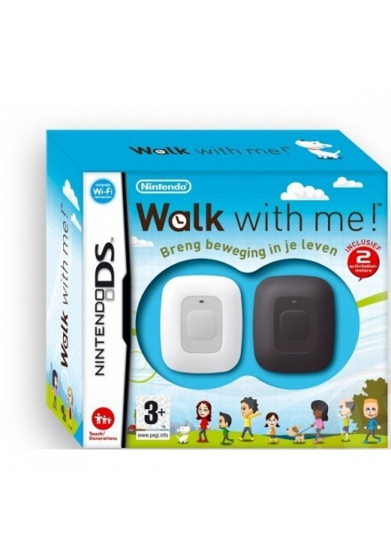 Nintendo Ds Walk with me