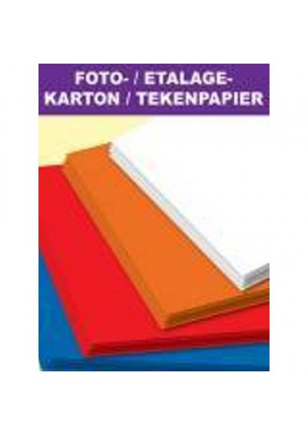 Foto karton 50 x 70 cm 300 gram