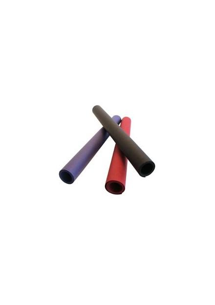 Kaftpapier. kraft rood 5m x 40cm