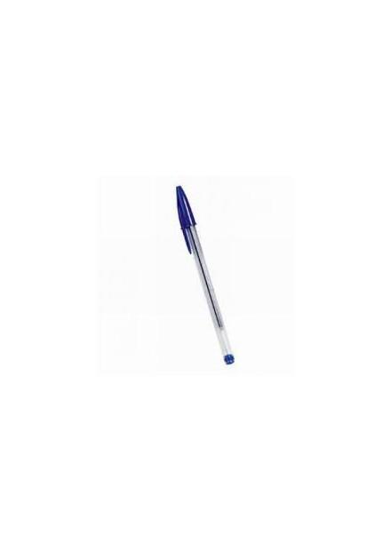 Balpen Bic cristal blauw