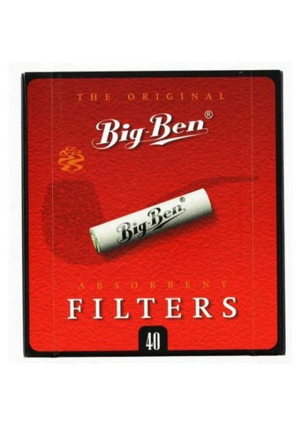 Big ben filters 40 st.