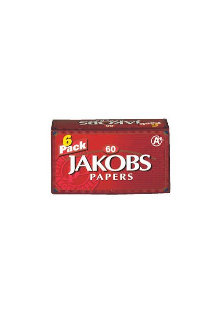 Jacobs vloei 6 pak