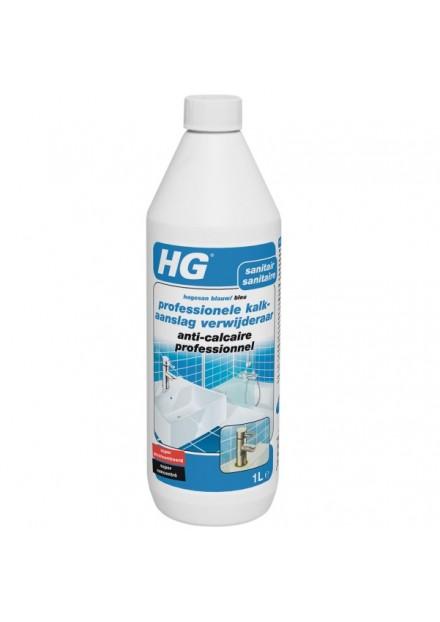 HG professionele kalkaanslag verwijderaar (hagesan blauw) 1Ltr.
