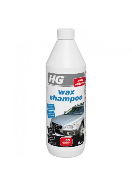 HG car wax shampoo 1ltr.