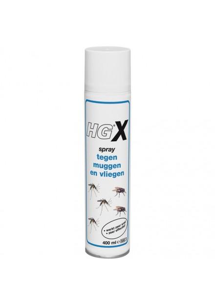 HGX spray tegen muggen en vliegen 400ml
