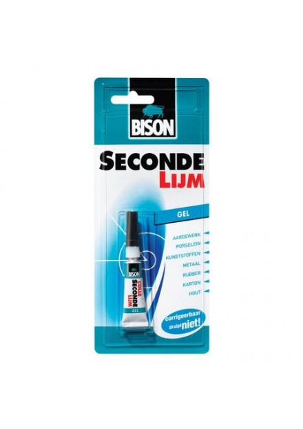 BISON SECONDELIJM GEL 3 gr.
