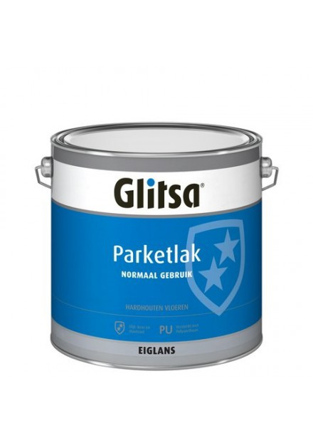 GLITSA ACRYL PARKETLAK 2.5 liter EIGLANS