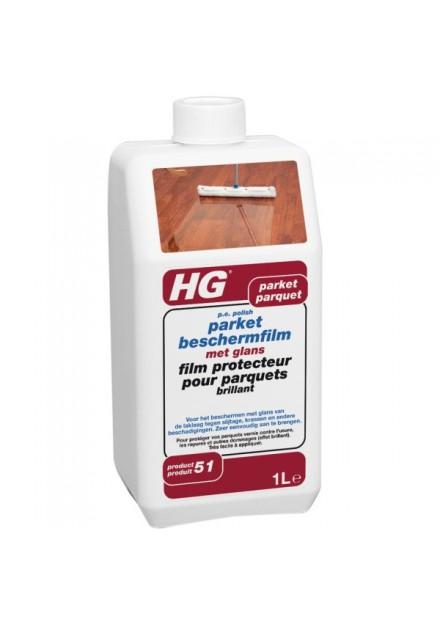 HG parket beschermfilm met glans (p.e. polish) 1Ltr (51)