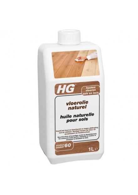 HG vloerolie naturel 1Ltr 60