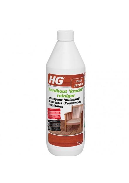 HG hardhout 'kracht' reiniger 1Ltr