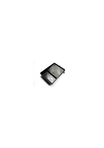 VERFBAK MIDDEL 24 X 32 CM GRIJS