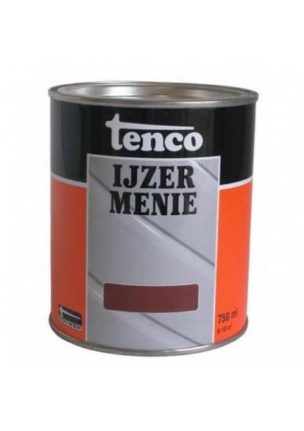 Tenco ijzermenie 750 ml bruin