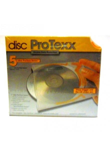 Pro texx boxes 5 disc