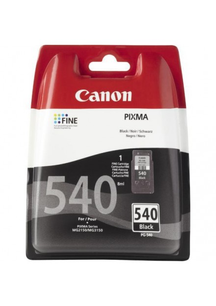 Canon inkjet cartridge PG 540  (origineel)
