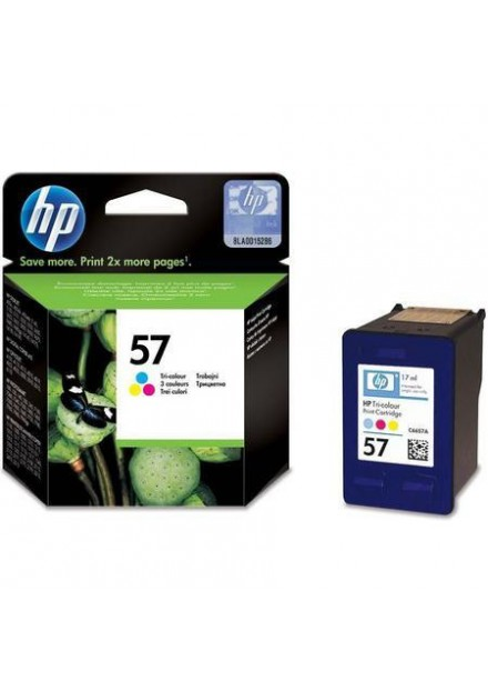 HP 57 (C6657A) inkjet cartridge (origineel)