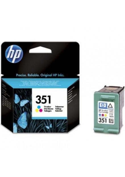HP 351 (CB337EE) inkjet cartridge (origineel)