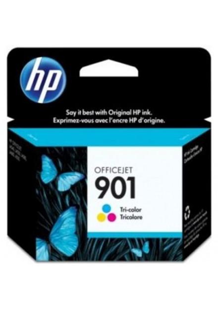 HP 901 (CC656AE) inkjet 3-kleuren (origineel)