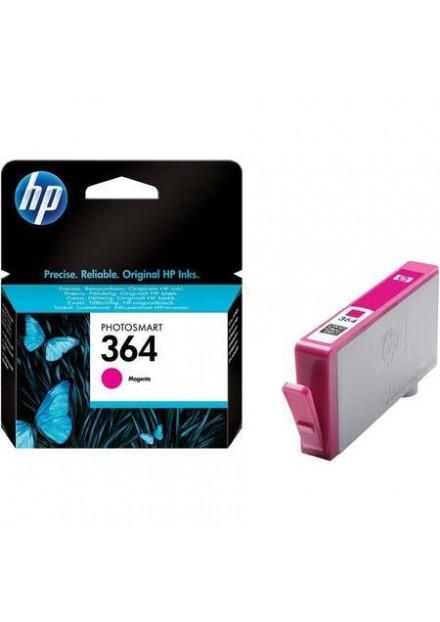 HP 364 (CB318EE) inkjet cartridge magenta (origineel)