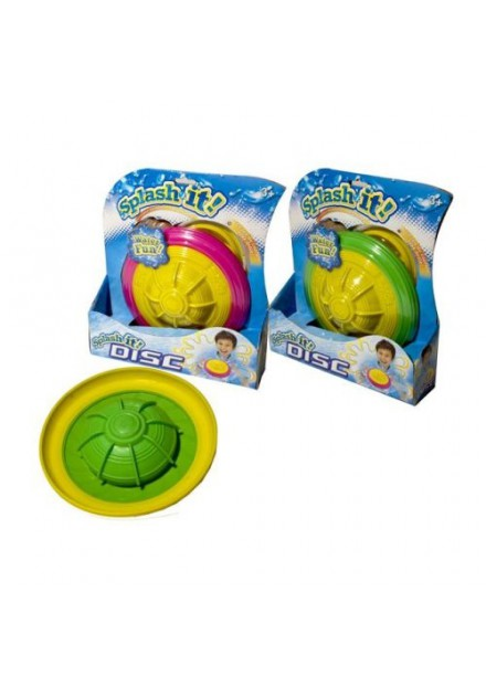 Splash It frisbee ROZE / GEEL