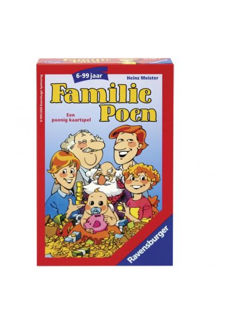 Spel Familie Poen