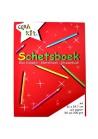 Schetsboek A4 50 blad  200 gr Crea-kit