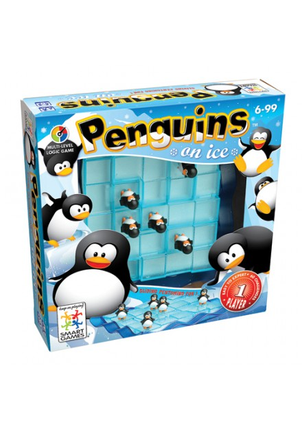 Spel Pinguins On Ice