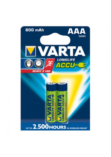 Varta Ready2use NH03 (AAA) 800mAh