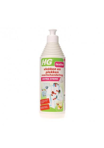 HG vlekken en plekken voorbehandeling SPRAY extra sterk