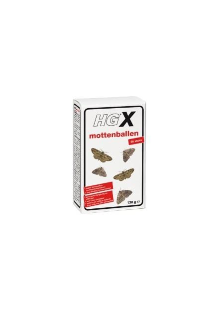 HGX mottenballen 130gr