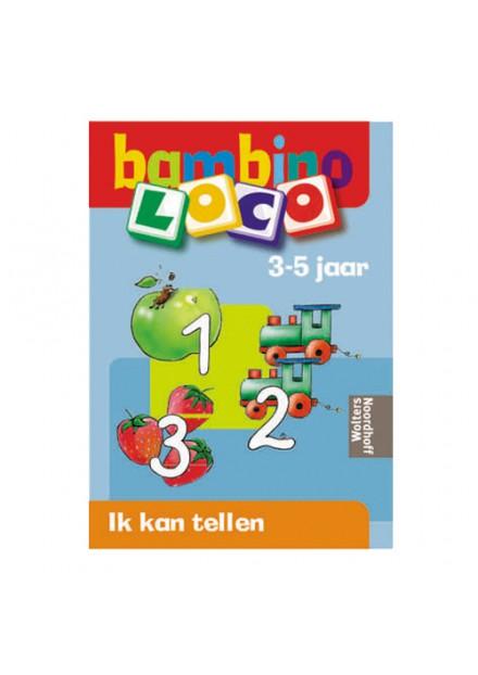 Bambino Loco boekje Ik Kan Tellen