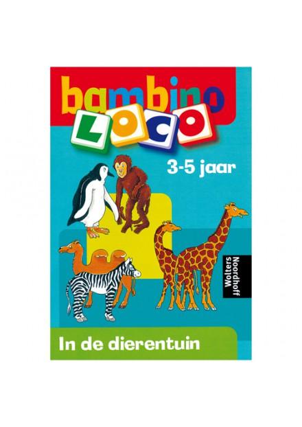 Bambino Loco boekje In De Dierentuin