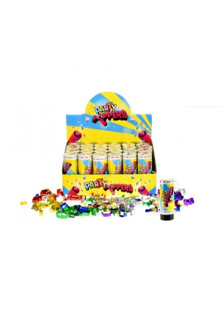 Party Poppers 11cm
