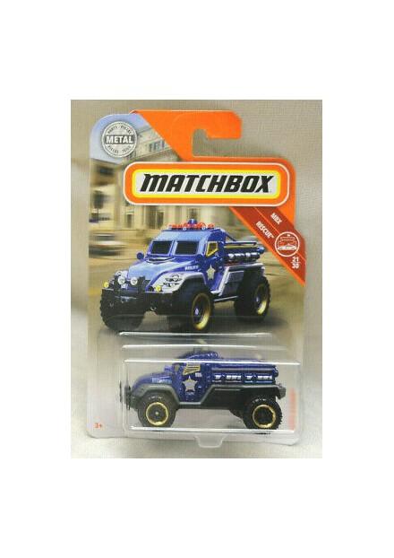 MATCHBOX AUTO DIE-CAST ROAD RAIDER